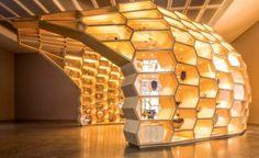 Los Carponteros Installation/Exhibition Space at volkwang museum