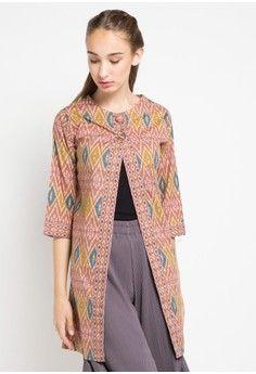 Wanita > Pakaian > Outerwear > Cardigan > Midi Outer Rangu > Anakara