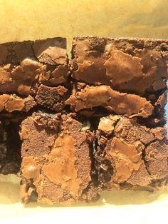 Gooey Chocolatey Brownies