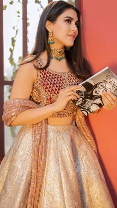 Indian Gowns Dresses, Indian Fashion Dresses, Indian Designer Outfits, Indian Wedding Dresses, Punjabi Wedding, Indian Weddings, India Fashion, Japan Fashion, Fashion Outfits