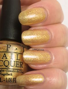 Swatch: OPI Euro Centrale Minis Oy-Another Polish Joke | Jamegackie