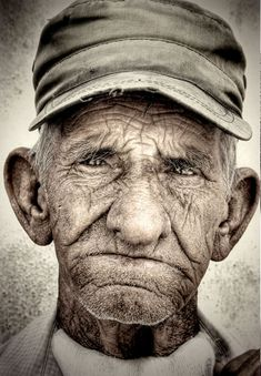 I find old people are cutier to me everyday. its the nurse in me i guess..