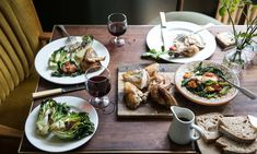 Sunday lunch at The Rose, Deal, Kent. Dining Room Inspiration, Grubs, Fabulous Foods, Hotel Deals, Hotel Reviews, Bed And Breakfast, Lunch, Dinner, Rose