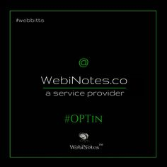 Get notes at WebiNotes.co  ________  Our service to you! Go submit your request to get meticulous notes of content you don't want to miss, at those moments you don't have time to tune in to watch, read or listen. #OPTin to Use Our Time. Read | Listen |Learn ____ WebiNotes.co: The portal for bullet point summaries of your favorite webinars, podcasts, articles and more.   #VisualContent #Marketing