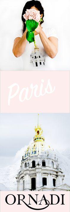 Paris Shirt | Women's White T Shirts | Women's Graphic Tee