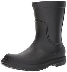 online shopping for Crocs Men's AllCast Waterproof Rain Boot from top store. See new offer for Crocs Men's AllCast Waterproof Rain Boot Mud Boots, Crocs Boots, Crocs Men, Crocs Shoes For Men, Rubber Boots For Men, Rubber Rain Boots, Best Rain Boots, Rain Boots Fashion, Wellington Boot