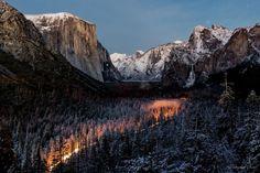 Photograph by Tianyuan Xiao @ Yosemite Valley natgeo Yourshot