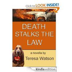 Amazon.com: Death Stalks the Law (Lizzie Crenshaw Mysteries) eBook: Teresa Watson: Books