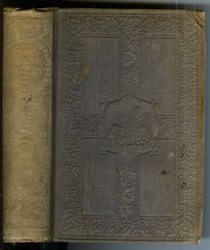 The Life of General Lafayette by William Cutter.  1857.  Early Edition. Nice!