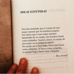 Some Quotes, Words Quotes, Sayings, Quotes En Espanol, Feminist Quotes, More Than Words, Spanish Quotes, Love Messages, Love Words