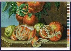 Gallery.ru / Фото #1 - натюрморт с апельсинами - anprosha