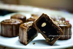 JoJo: Baked Chocolate Mini Mooncake Recipe