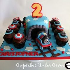 thomas the train birthday ideas | Thomas the Train Engine is a timeless character that children love!