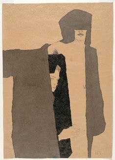 The Couple, Egon Schiele Graphite, ink, crayon, and wash on paper. Gustav Klimt, Figure Painting, Figure Drawing, Painting & Drawing, Collage Kunst, Herbert List, Willem De Kooning, Alphonse Mucha, Art Graphique
