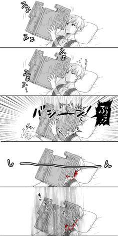 """のね on Twitter: """"おやすみなさい、キャスギル様②… """""""