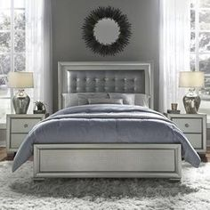 standard furniture couture 4 piece queen bedroom set home decor