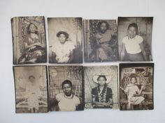 Vintage African American Photographs  8 in Lot  by vintagenelly, $30.00