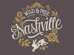 Wild & Free , Nashville TN by Derrick CastleTwitter || Source