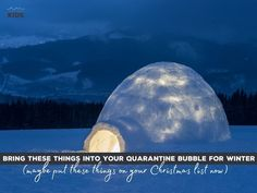 60 Quarantine Bubble Christmas Gift Ideas to Help Your Family Make it Through January, February & March in Michigan & the Midwest - grkids.com Bubble Christmas, Small Christmas Gifts, Christmas Mom, Long Winter, Make It Through, Your Family, Gifts For Mom, Michigan, February