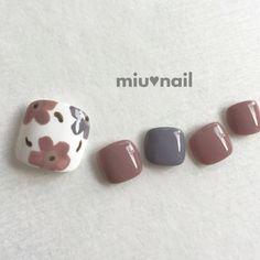 Toe Nail Art, Toe Nails, Summer Nails, Beauty, Creema, Nail Art, Feet Nails, Summery Nails, Toenails