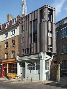 Juwelierstudio mit Laden in London | DETAIL Inspiration