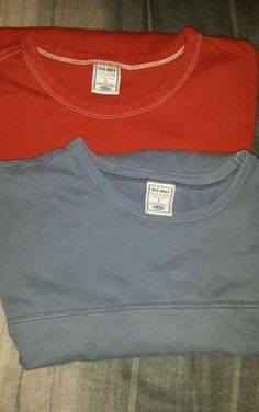 Lot of 2 - Old Navy, Men's, sport tee's, size Large!