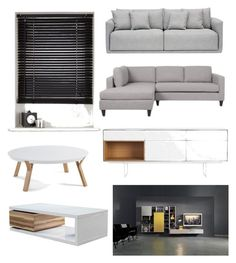"""""""Untitled #1"""" by ridhonurfitrah on Polyvore featuring interior, interiors, interior design, home, home decor, interior decorating and Alden"""