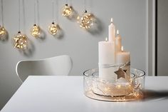 Christmas Inspiration, Christmas Decorations, Christmas Ideas, Candle Holders, Wall Lights, Place Card Holders, Candles, Crafts, Beautiful