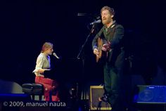 The Swell Season (Glen Hansard and Marketa Irglova) - photo by Manuel Nauta
