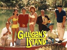 Gilligan's Island - (1964-67). Starring:  Bob Denver, Alan Hale, Jr., Jim Backus, Natalie Schafer, Tina Louise,  Russell Johnson and Dawn Wells. Partial Guest List: Vito Scotti, Kurt Russell, Arthur Peterson, Zsa Zsa Gabor, Sandra Gould, Don Rickles, Dwayne Hickman, Eric Allan Kramer, Jerry Van Dyke and Sherwood Schwartz.