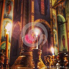 Orthodox Church in Kiev Ukraine