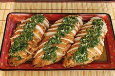 Basil Lime Chicken - My Kitchen Escapades