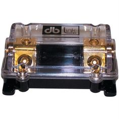 Shop DB Link ANLFH01 0-Gauge ANL Fuse Holder online at lowest price in india and purchase various collections of Electrical in DB Research L.L.P. brand at grabmore.in the best online shopping store in india