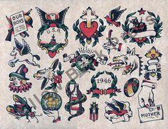 Milton Zeis Color Letterpress Print
