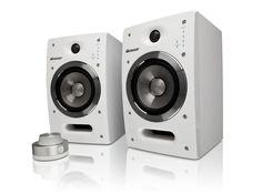 13cm 2-drożne głośniki aktywne - S-DJ05-W