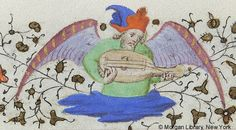 Book of Hours, MS M.1004 fol. 104v - Images from Medieval and Renaissance Manuscripts - The Morgan Library & Museum