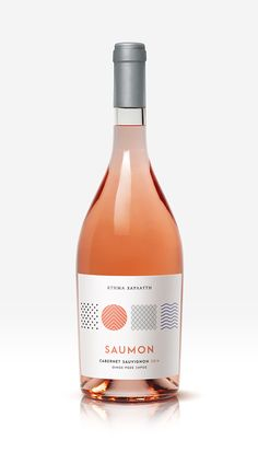 Wine Label Design Study on Behance