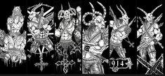 AlaricBarca666.bigcartel.com Metal T Shirts, Death Metal, Metal Art, Metal Yard Art