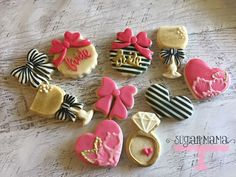 Bachelorette party. Sugar cookies. Decorated cookies. Cookies. Bachelorette cookies