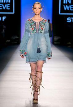 Современный взгляд на русский стиль в одежде - Ярмарка Мастеров - ручная работа, handmade