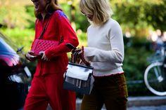 Le 21ème / Maria Jernov + Laura Tønder | Stockholm  // #Fashion, #FashionBlog, #FashionBlogger, #Ootd, #OutfitOfTheDay, #StreetStyle, #Style