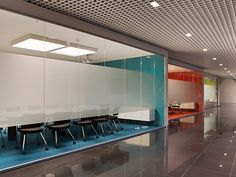 Group M Office by Swanke Hayden Connell Mimarlık - Office Snapshots