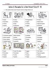 trennbare verben memory deutsch als fremdsprache pinterest deutsch german and education. Black Bedroom Furniture Sets. Home Design Ideas