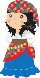 Image result for gypsy clipart