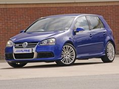 Alpine - (UK) VW Golf R32