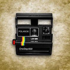 80's Polaroid Hell ya!!