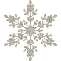 sd_woodland-winter-snowflake.png ❤ liked on Polyvore featuring christmas