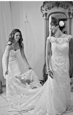 Maid of Honor + Bride pic = what Jessi and I will be doing next year!!