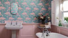 Сантехник ...: Отделка стен в ванной: 10 популярных материалов, и...