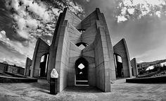 Maqbaratoshoara by Peyman Az  Tabriz, Iran